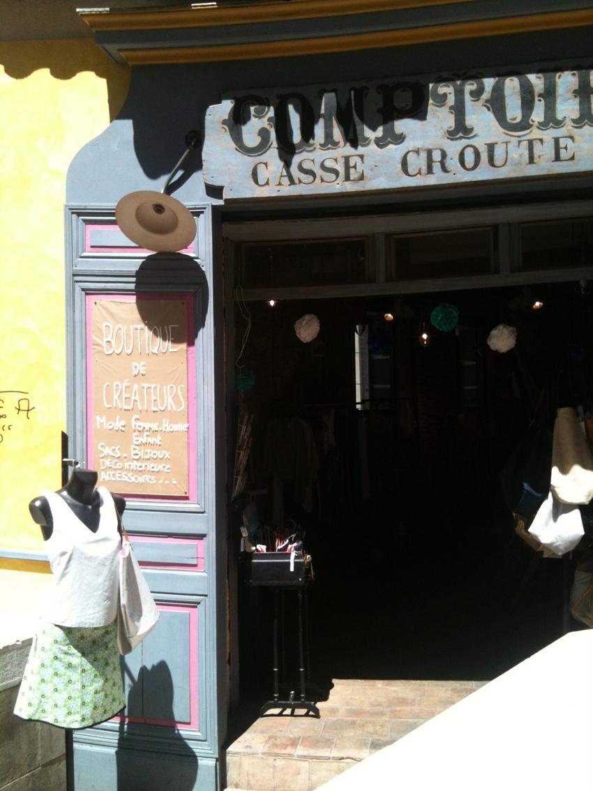 boutique éphémère, créateurs, vêtements japonisant